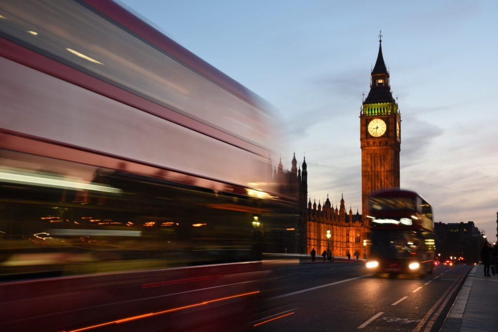 Data shows UK GDP shrank in November