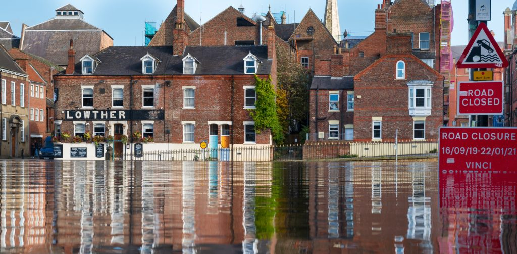 Flooding Victims: Government pledges additional financial support