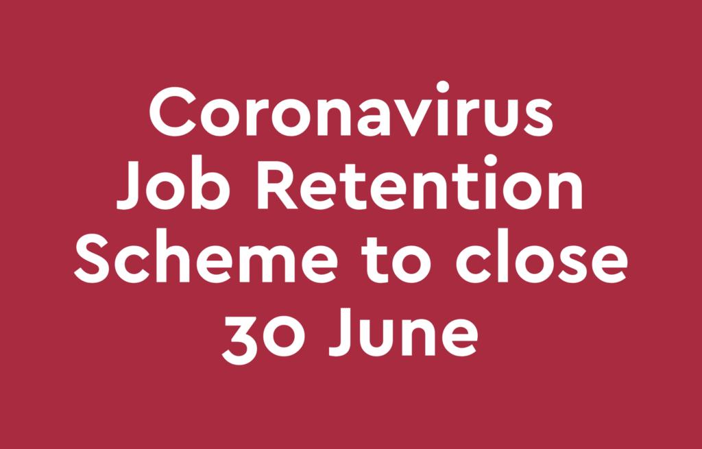 Job retention scheme closing to new entrants