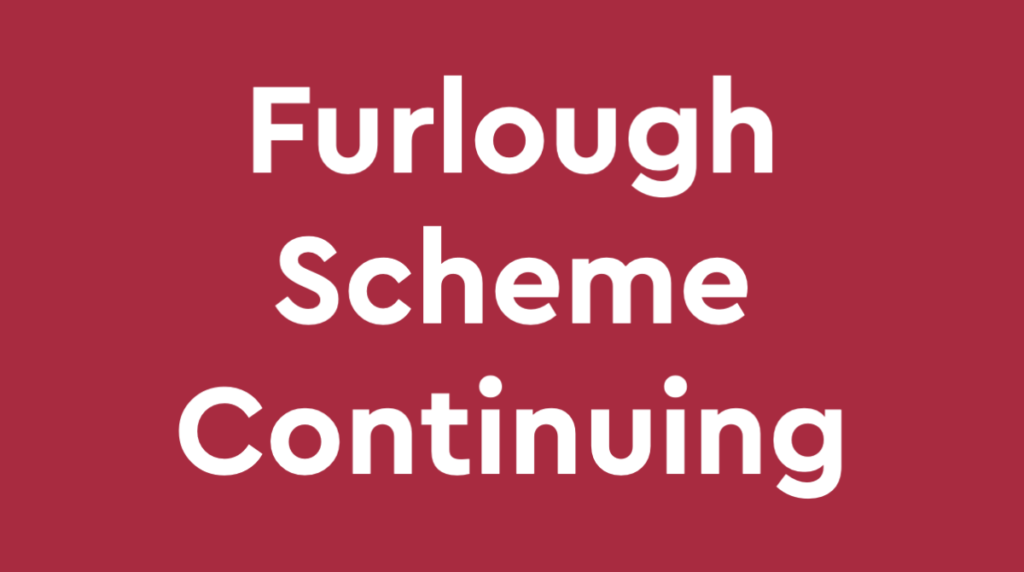 Furlough scheme extended until end of March