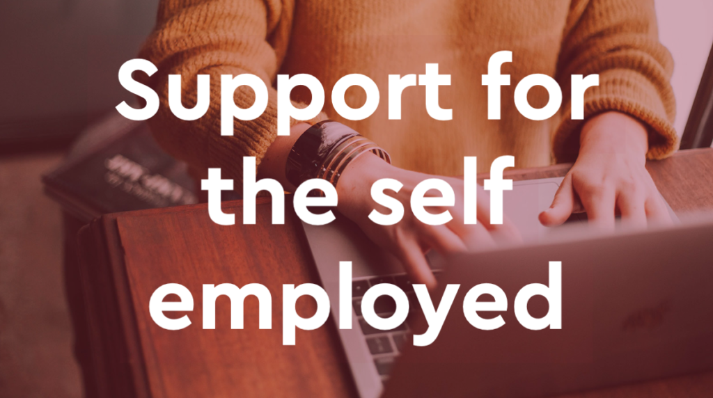 Support for self-employed increased as lending schemes extended